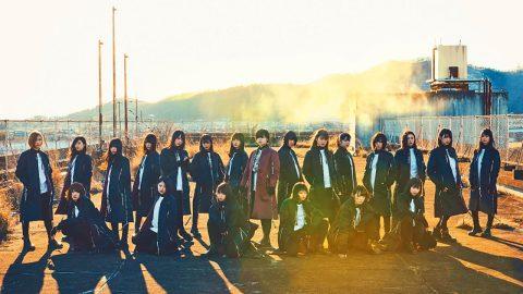 欅坂46の6thシングル「ガラスを割れ!」2018年3月7日がリリース!
