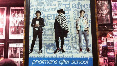 phatmans after schoolが千葉LOOKで「ワンマンツアー2018~カケメグル~」をスタート