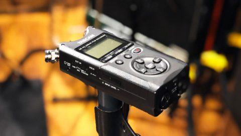 プリプロでドラムはどう録る?簡易的だけどなるべくいい音でドラムを録る方法と使用機材